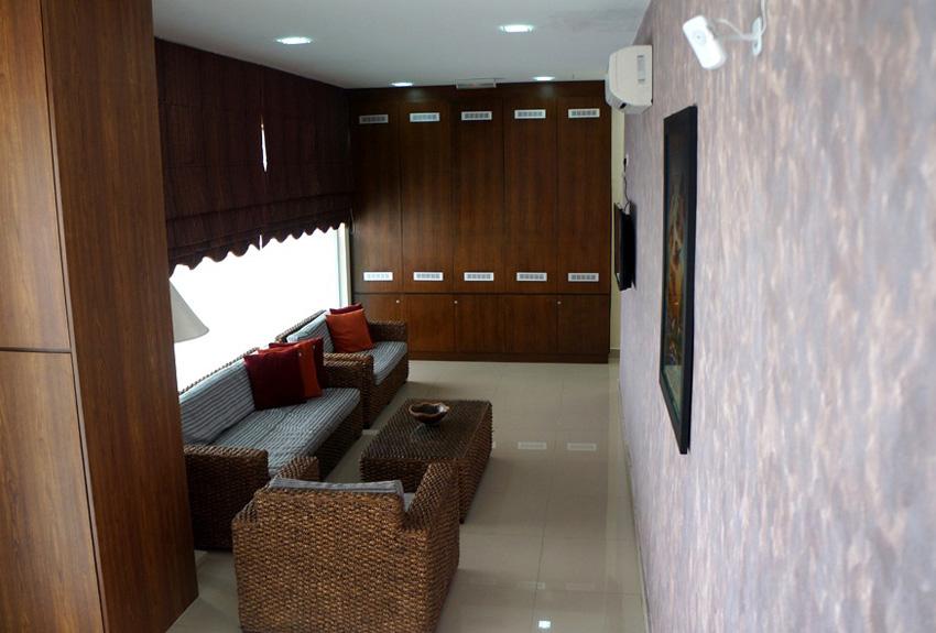 Lobby, Hotel Seri Raha