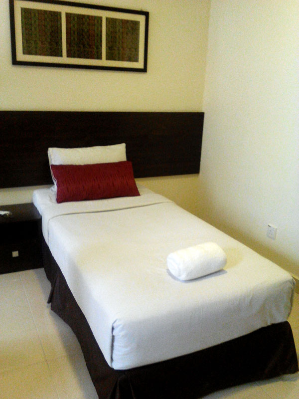 Single Deluxe room, Hotel Seri Raha
