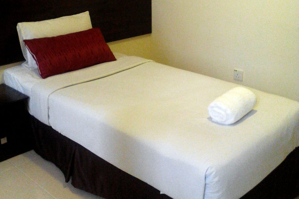 Single Deluxe room, Hotel Seri Raha
