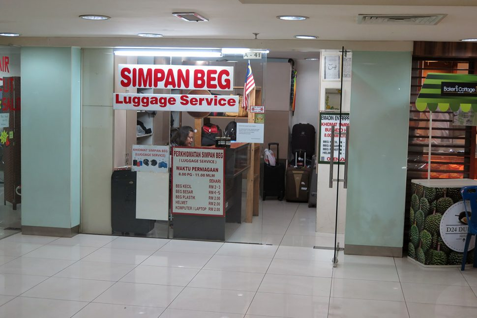 Luggage services