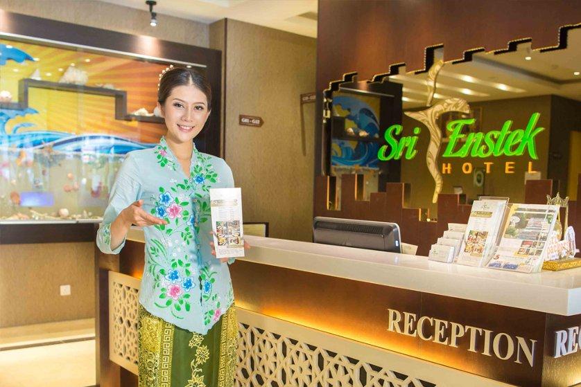 Welcome to Sri Enstek Hoel