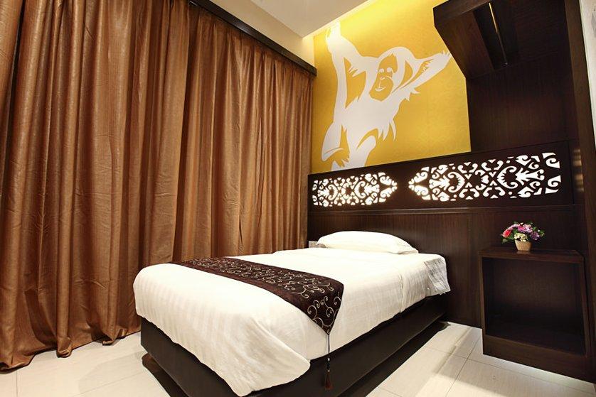 Queen room, Sarawak