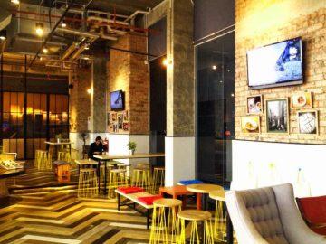 Wonder Cafe, Tune Hotel KLiA2