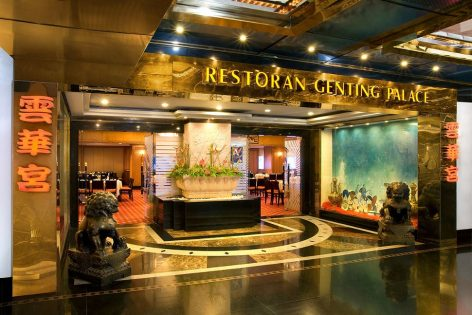 Genting Palace Chinese restaurant