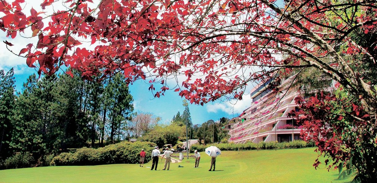 Awana Genting Highlands Golf and Country Resort, golfers' paradise