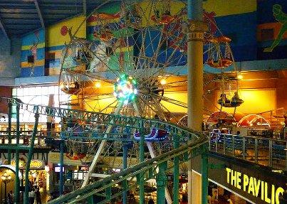 Ferris Wheel & Euro Express