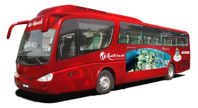 Genting Express Bus