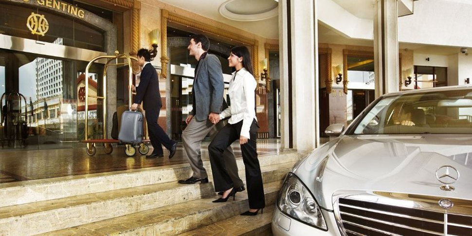 Limousine service to Genting Highlands