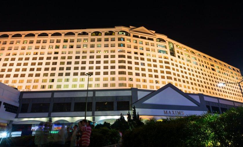 Maxims Hotel