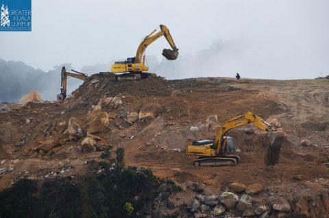Construction in progress, Dec 2014