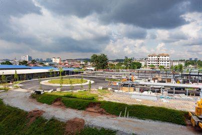 Bandar Tun Hussein Onn MRT Station