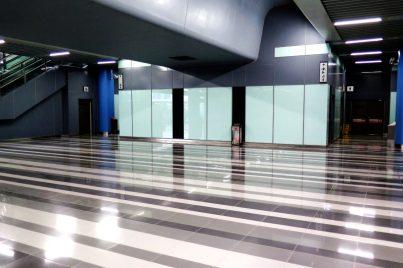 Concourse level of Batu 11 Cheras station