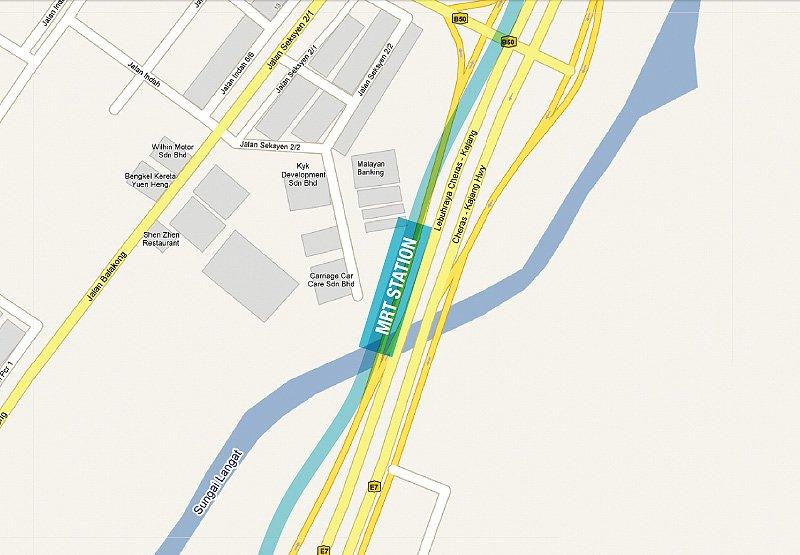 Batu 11 Cheras MRT Station