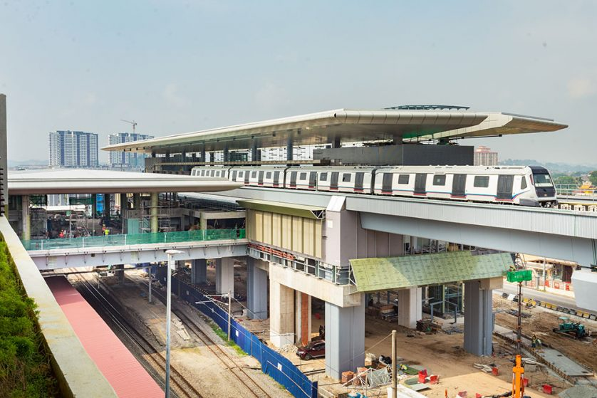 Kajang MRT Station