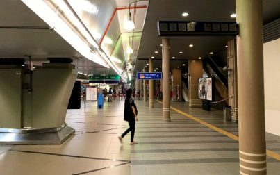 Linkway will connect travelers to Plaza Rakyat LRT station's concourse elvel