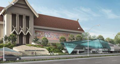 Artist impression of Muzium Negara station