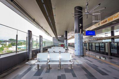 Sri Raya MRT Station
