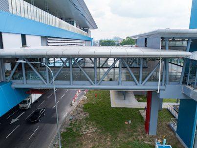 Taman Mutiara MRT Station