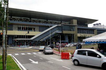 Taman Suntex station