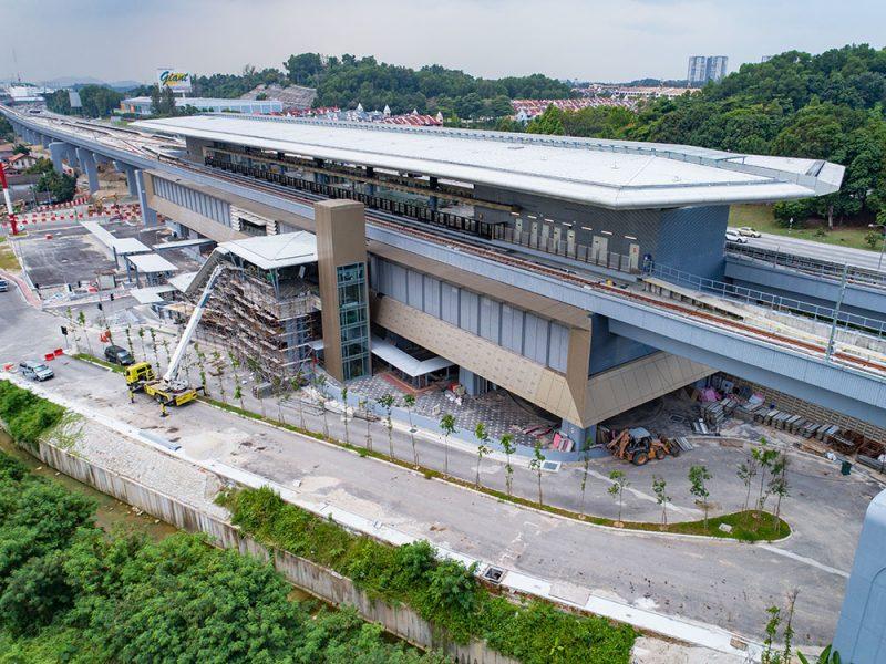 Taman Suntex MRT Station
