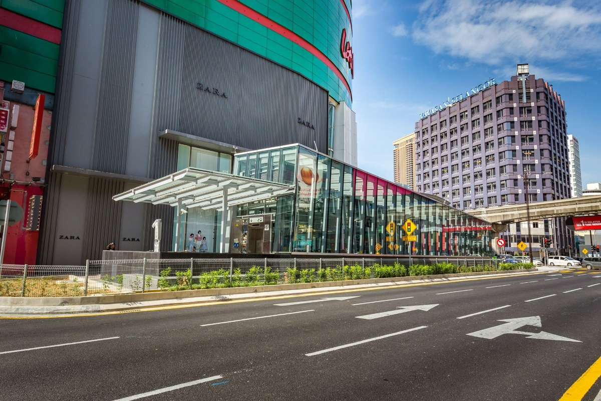 how to go to genting highlands from bukit bintang