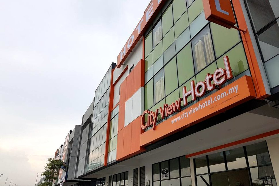 City View Hotel Kota Warisan