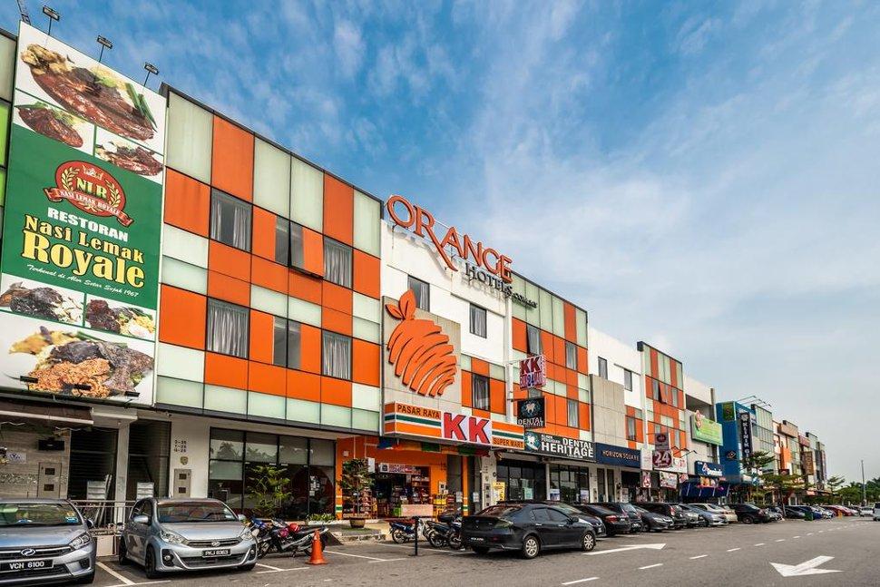 Orange Hotel KLIA & klia2