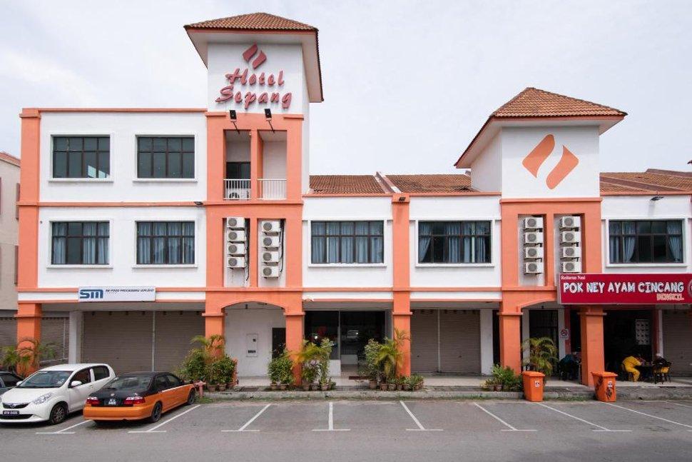 OYO 698 Hotel Sepang