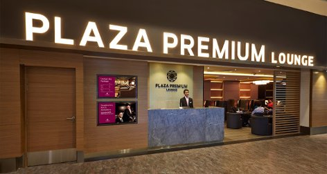 Plaza Premium Lounge near Gate L8, Pier L