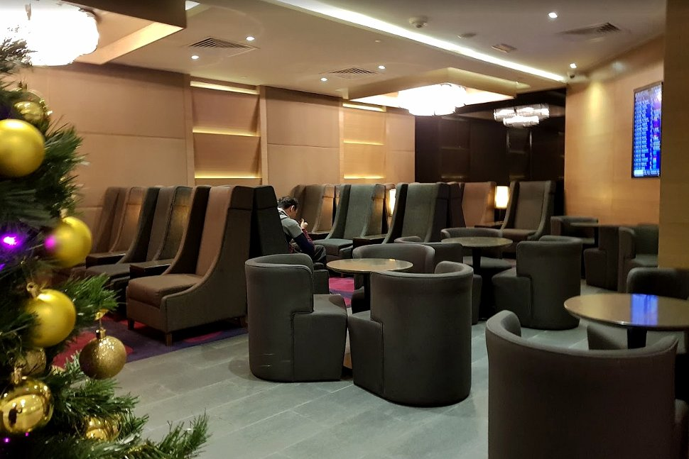 Comfortable seating for relaxation