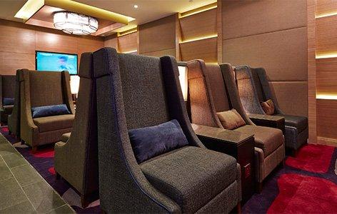 Resting Lounge