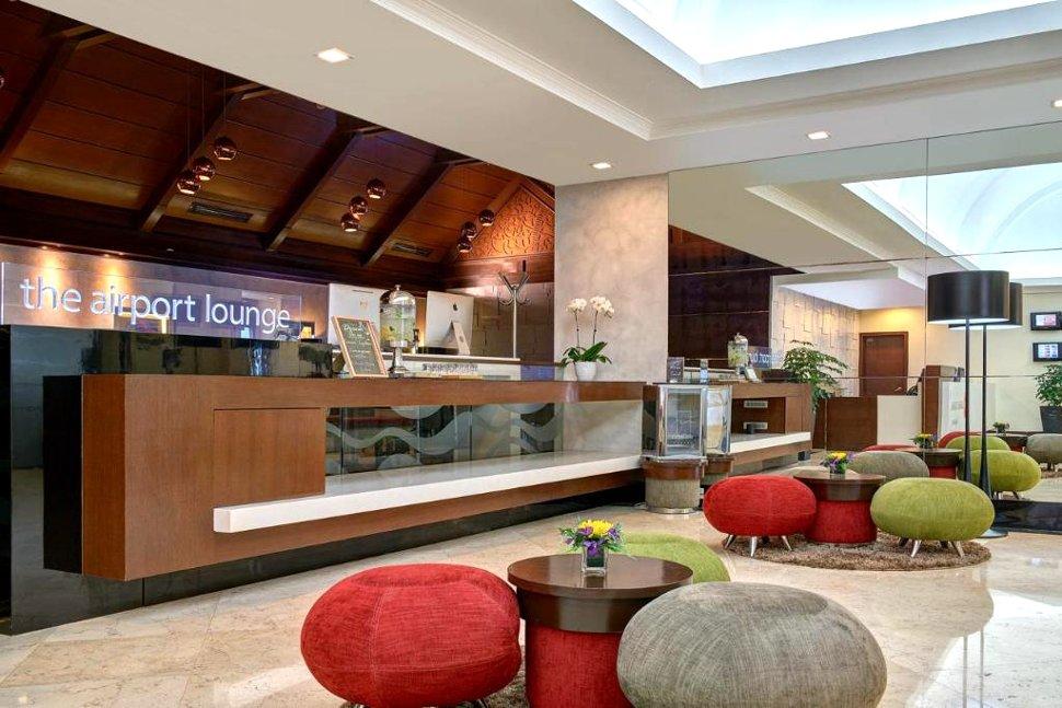 The Airport Lounge KLIA