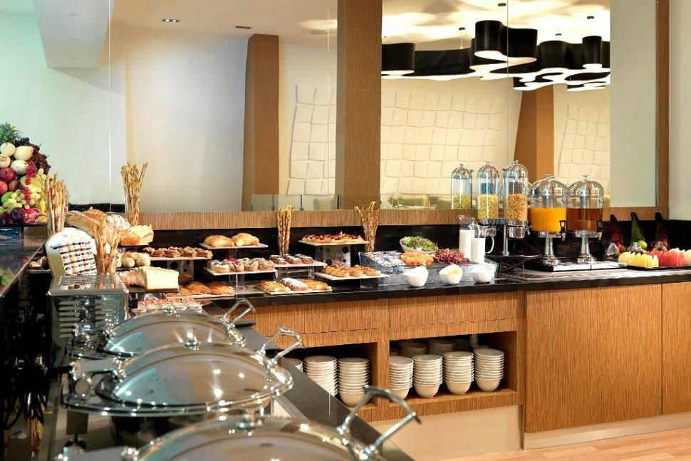 Buffet counter for your dining pleasure