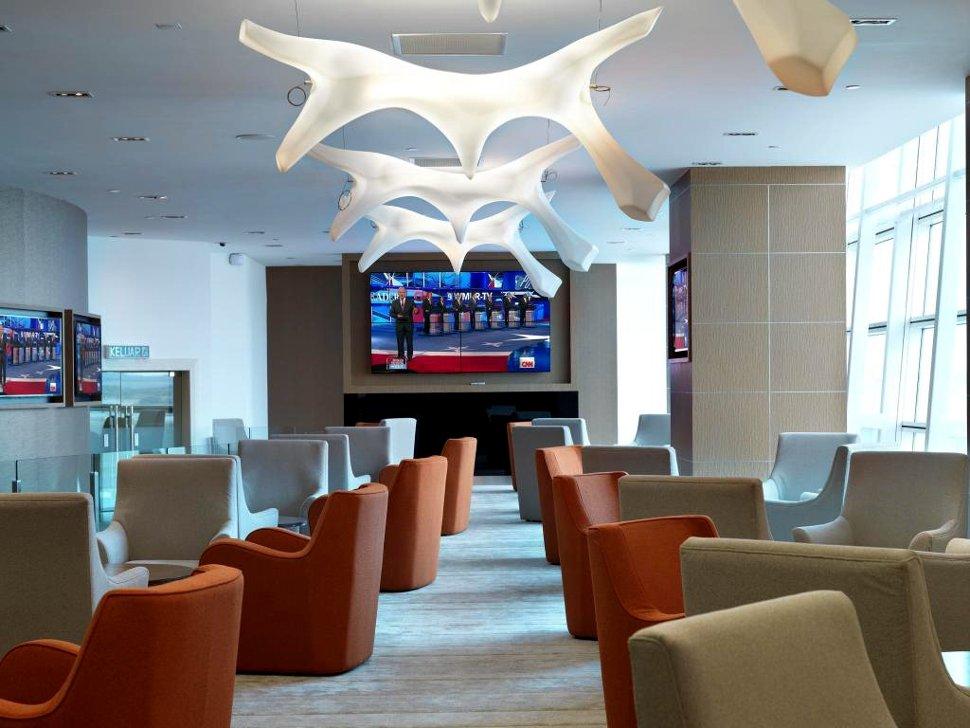 Airport Lounge klia2