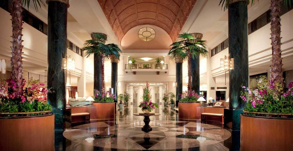 Concourse at the Hotel