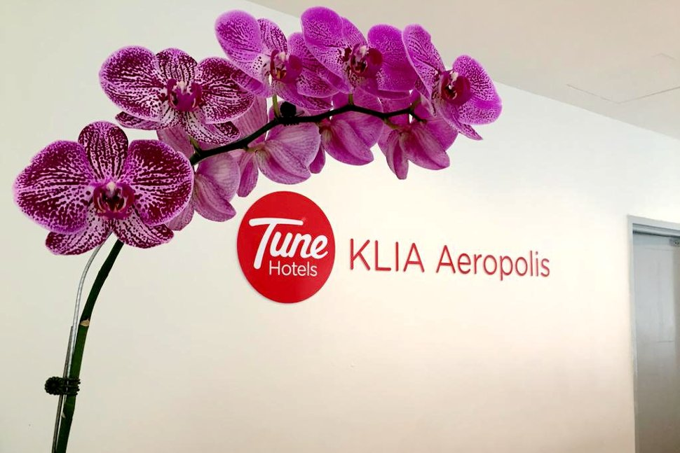 Welcome to Tune KLIA Aeropolis!