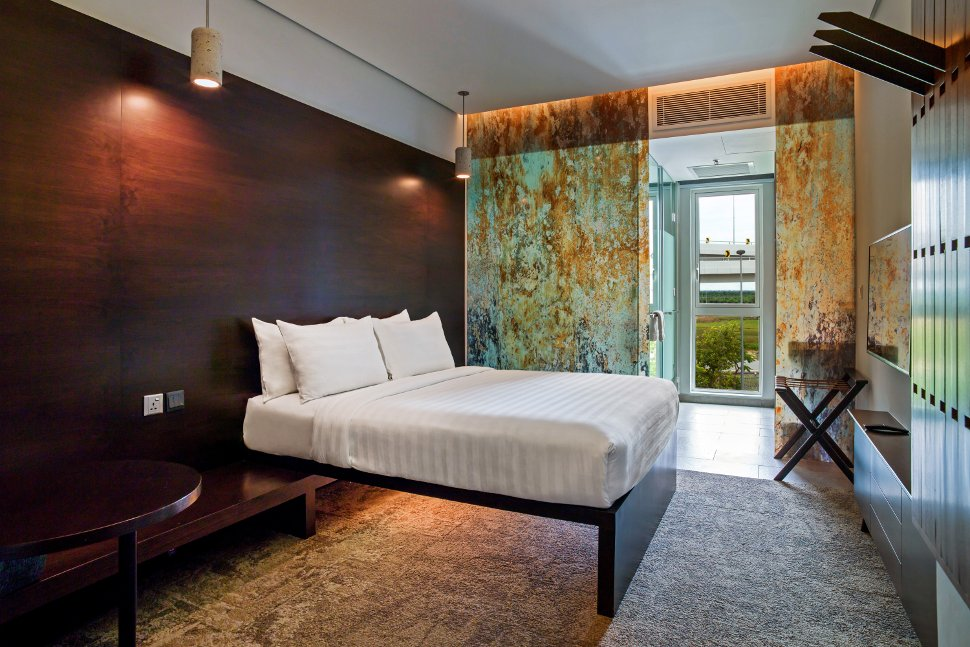 Double Room, Premium Room Series