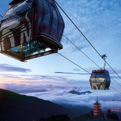 Awana SkyWay, fly up to the top in style, ultimate high flying experience