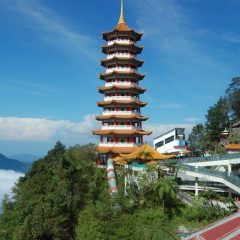 Chin Swee Caves Temple, Taoist temple on Genting Highlands