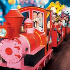 First World Indoor Theme Park, a world of laughter and revelry