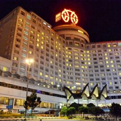 "Genting Grand Hotel, essense of the colorful ""City of Entertainment"" complex"
