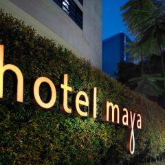 Hotel Maya, 22-storey urban boutique hotel in center of KL