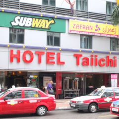 Tai Ichi Hotel, easy access to the city's myriad attractions & landmarks