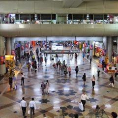 Stesen Sentral Kuala Lumpur, transport hub that links KL metropolitan area