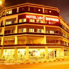 Leo Express Hotel, easy access to all that the lively city has to offer