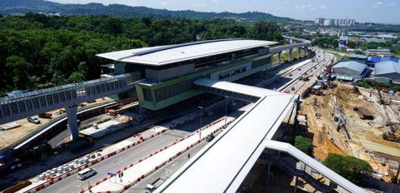 Kampung Selamat MRT Station