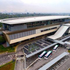 Kwasa Sentral MRT Station