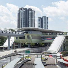 Pusat Bandar Damansara MRT Station