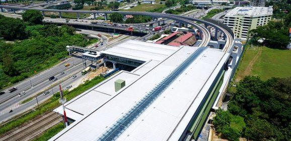 Sungai Buloh MRT Station