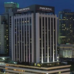 PARKROYAL Kuala Lumpur, minutes away from shopping & entertainment